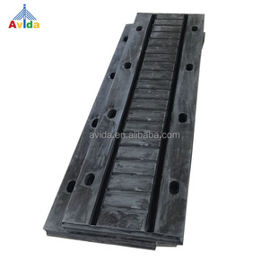356MM wide rubber bridge expansion joints for Thailand
