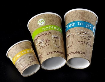 nice delicate paper coffee cup disposable paper coffee cup