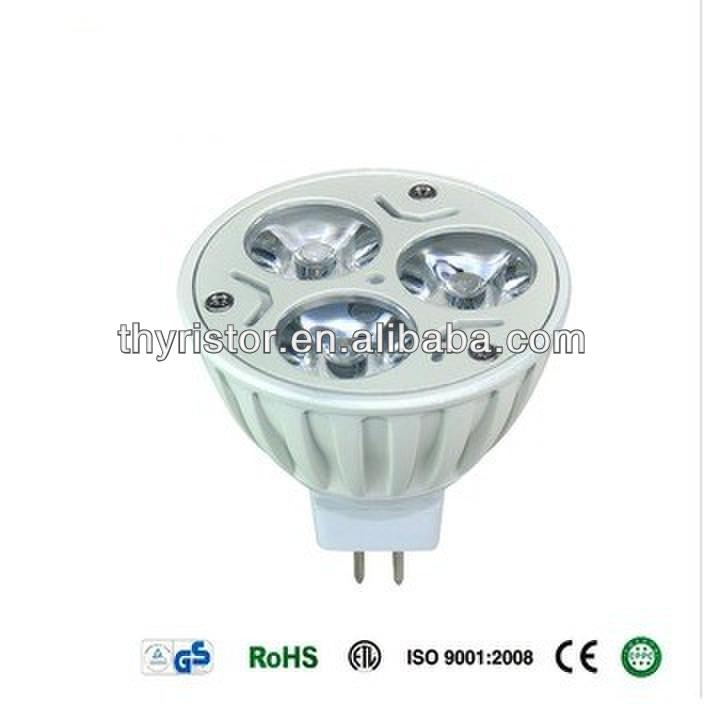 Huajing high bright LED 3W MR16