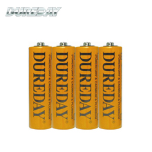 Heavy duty 1.5v r03 um-4 aaa carbon dry battery