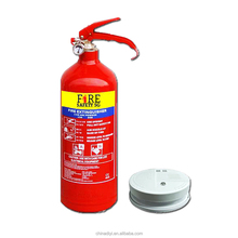 Home Lite Fire Safety Kit Singapore 1 x 2kg ABC Powder + 1 x Smoke Detector