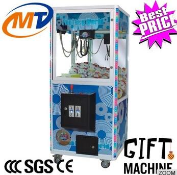 Arcade luxury fantasy world hot sale toy gift vending crane claw game machine for sale