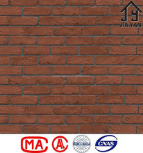 Weathering historical feeling clay old red brick