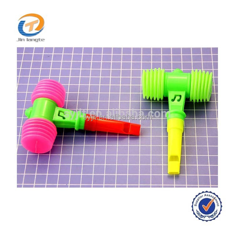 Hot selling plastic hammer soft toy