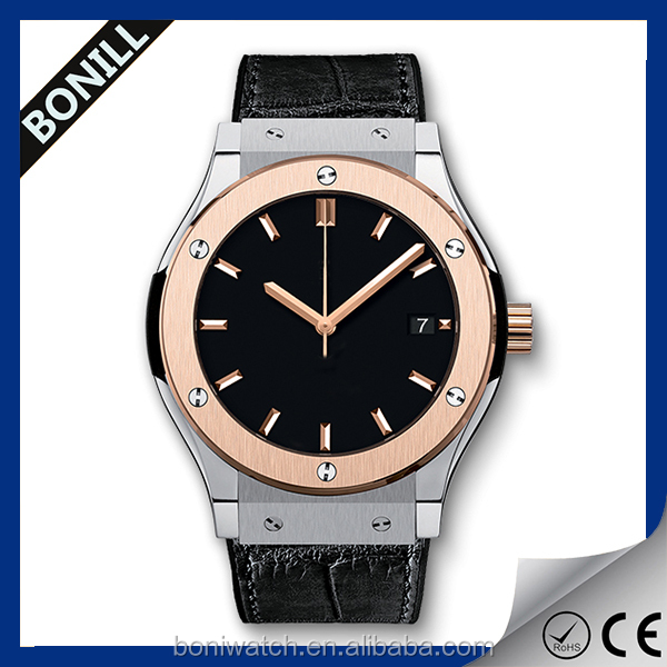 Best selling men's new brand luxury automatic watch attractive watches mens