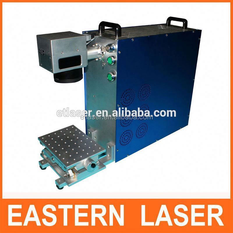 50W Diode Pumped Laser Marking For Name Tag