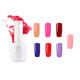 Tenteu long lasting 15ml uv builder soak off one step gel nail polish