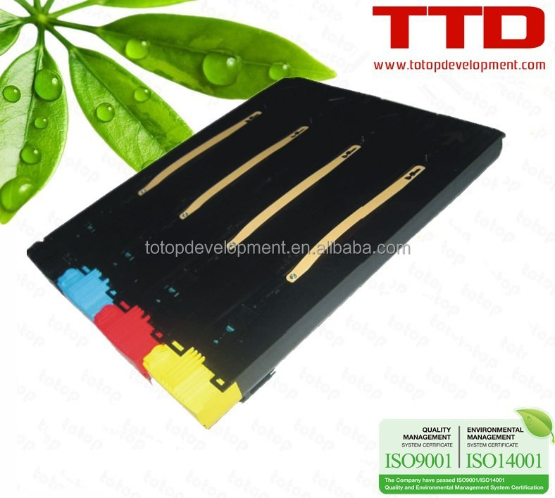 TTD Original Refurbished Color Toner Cartridge 006R01521 006R01522 006R01523 006R01524 for Xerox Colour Color C60 C70 Toner