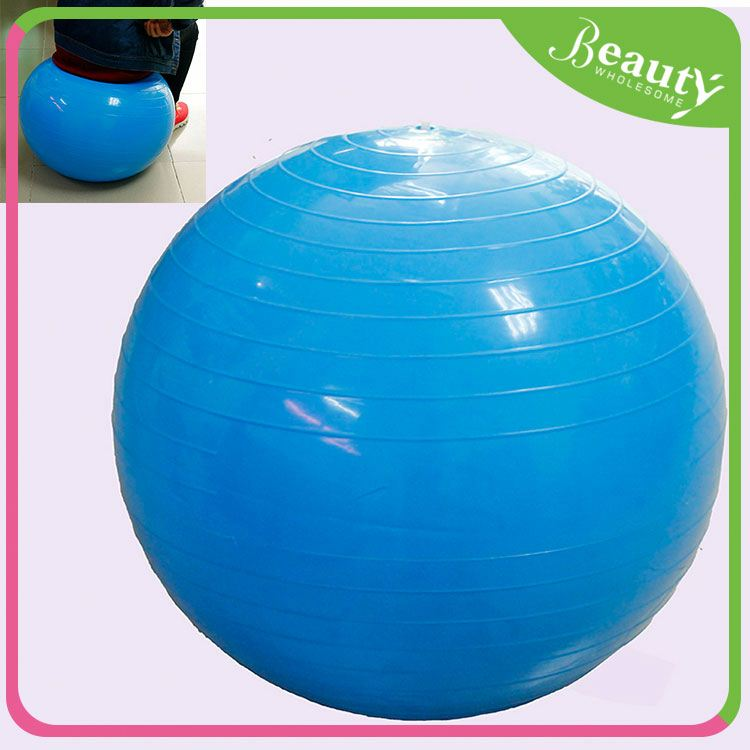 Pvc anti burst fitness ball H0T3hq gym bouncing ball