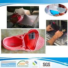 Heat Activated Adhesive/Glue TY-1066N for seamless sports shoe of bonding in low temperation and positioning