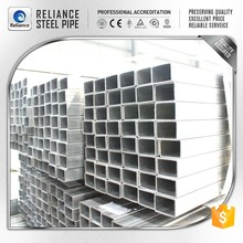 HIGH QUALITY PREGALVANIZED RECTANGULAR STEEL TUBE SHEDS
