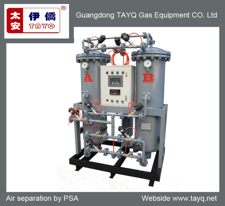 Top quality of low dew point nitrogen gas purging equipment