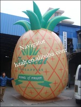 Giant advertising inflatable pineapple fruit for sale