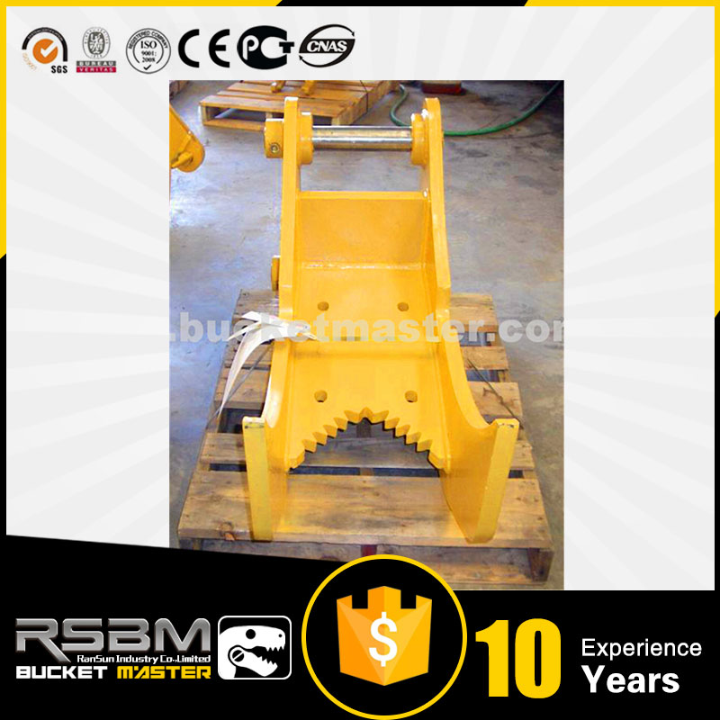 good quality excavator attachment tree shear for sale