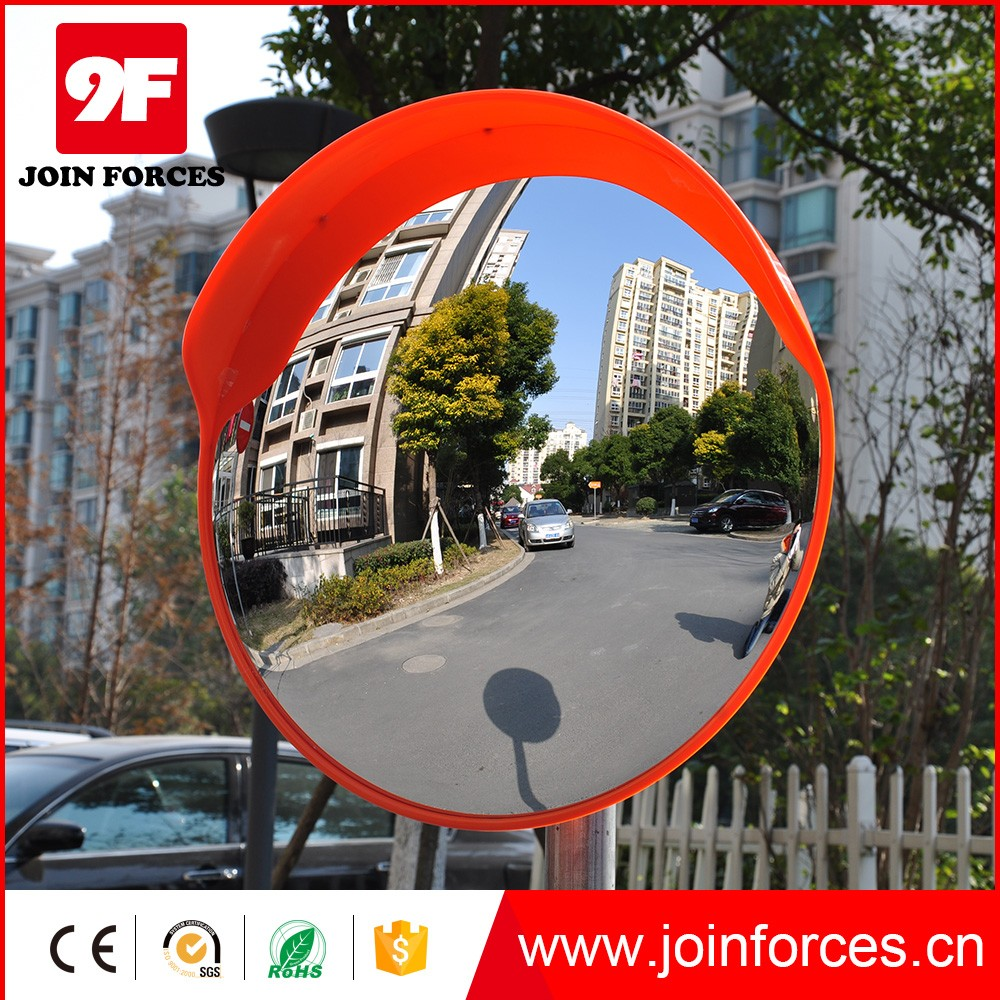"80cm/32""Inch Outdoor Safety Acrylic Convex Mirror"