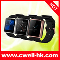 1.55 inch capacitive touch screen1.3MP Camera bluetooth GSM mobile watch