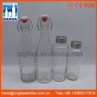 FDA certificated 24 hours online service glass lined water bottle