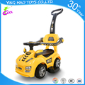 baby toys licensed ride on car plastic push car for kids with 360 degree wheels