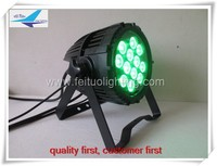 Free shipping (4 piece) Theater use ip65 waterproof 12X10W 4in1 led par 64