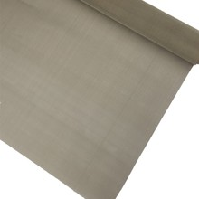 SS 316 Super Thin 220 mesh 0.025mm Wire Thickness Stainless Steel Woven Wire Mesh/Cloth/Screen/Fabric