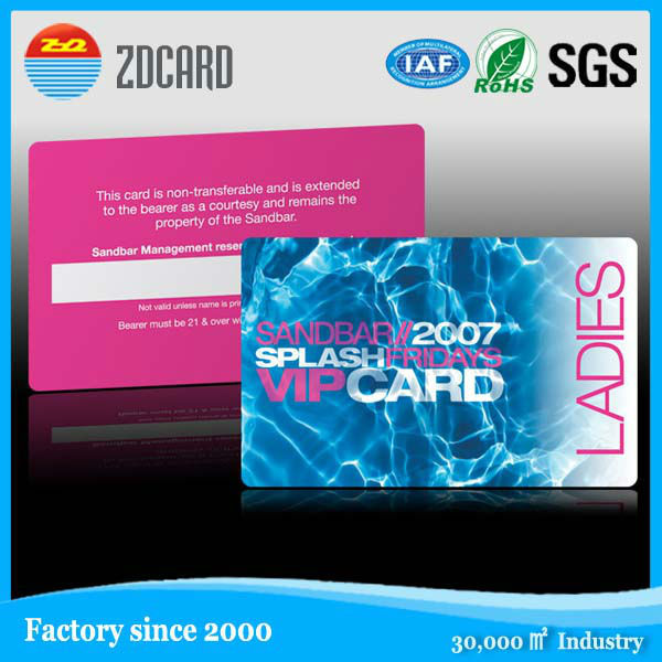 smart card/fake black card with 4/4
