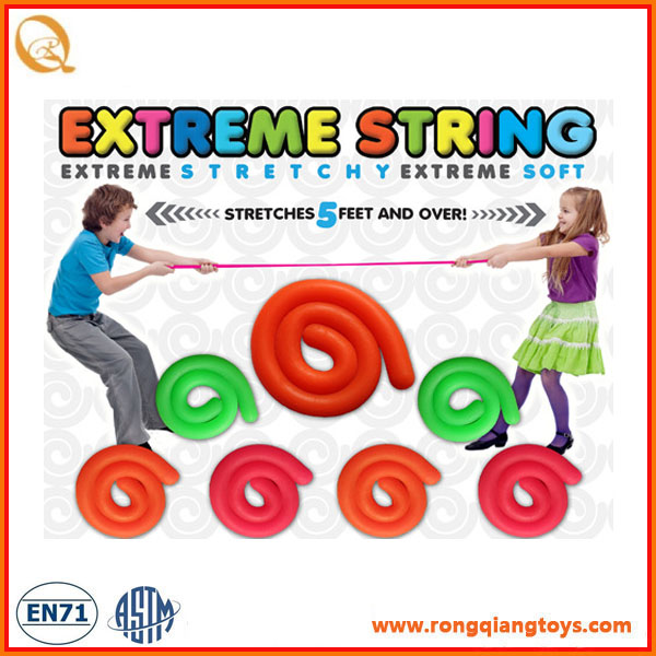 TPR Stretchy String Fidget <strong>Toy</strong>,27g/pc,4 color assorted OT7592001