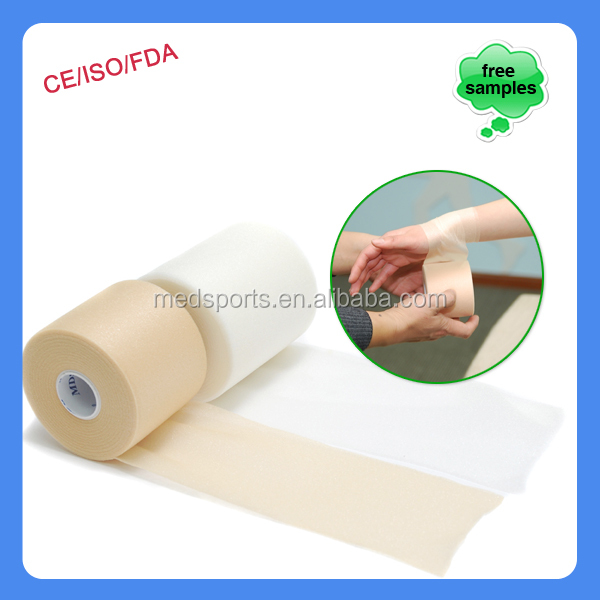 First-Aid Polyurethane Porous Printed PU Foam Tape
