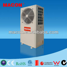 Air source monoblock air conditioner general cool and heat,heating and air hotel units