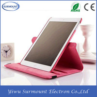 Portable Colorful 10 inch Adjustable Desk Tablet PC Holder PU Leather Cover For iPad