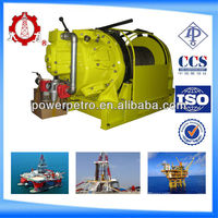 10 ton air winch with speed control/clockwise and anti-clockwise function/anti-explosive funtion with API certificate