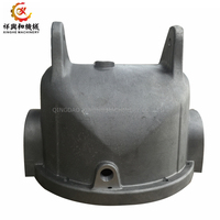 Customized casting cover die casting aluminum enclosure with ISO 9001