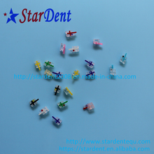 Dental Clear Sapphire Orthodontic Brackets