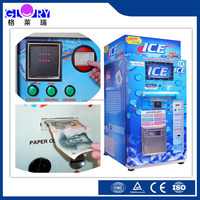 2014 Hot Sale Automatic Self-Service Ice Vending Machine With Cheap Prices
