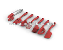 china supplier silicone cosmetic spatula
