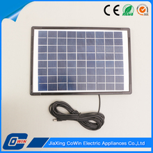 Economic Efficiency 10W Roll Bond Solar Panel