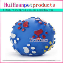 Wholesale pet playing toy various dog ball toys