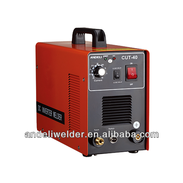 Cut 40 Portable IGBT type dc inverter air plasma cutter with CE,CCC