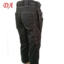 Black cheap men cargo pants