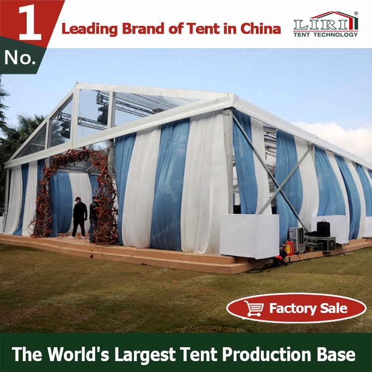 Best Quality Luxury VIP Guangzhou Wedding Tent from Liri Tent Brand