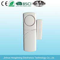 wireless magnetic contact door window sensor alarm