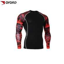 High Quality Custom Brazilian Jiu Jitsu Cycling Mens 3Xl Military Rash Guard