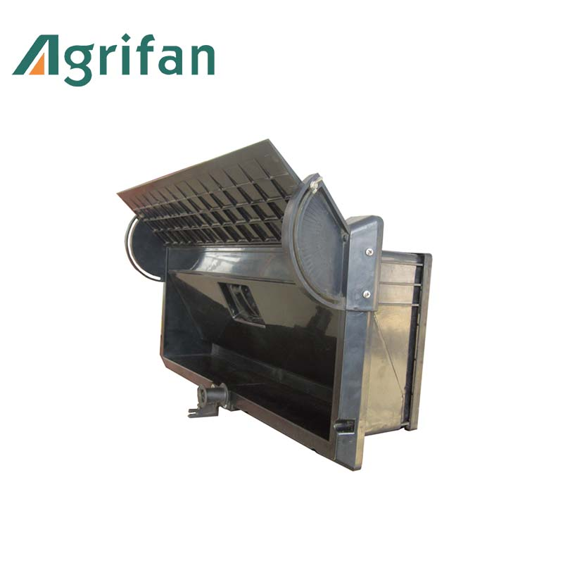 Best-selling air inlet for poultry house, air louver inlet equipment
