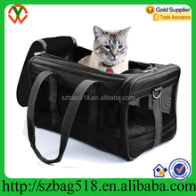 2015 tote style pet travel sling carrier for cats or puppies