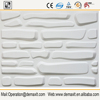 Cheap new products 3d wall panels plant fiber