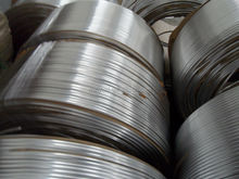 aluminum coil tube 1050 alloy for air condition and refrigeration