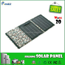 high efficiency! 18V DC flexible solar charger for laptop