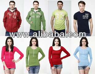 stock garment wholesales Aeropostale branded label mixed cheap clothing jeans pants polo t-shirts hoodie
