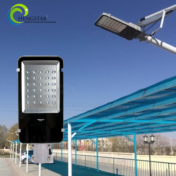 solar and wind hybrid street light outdoor lamp