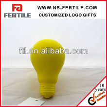 Hot selling PU foam light bulb toy