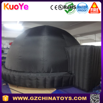 movie inflatable projection dome tent manufacturer